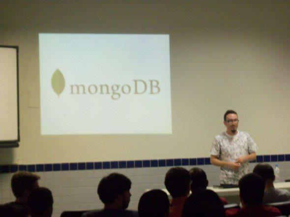 PHP'n Rio 2011 Palestra do mongoDB